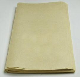 毛边纸 植物标本吸水纸 黄草纸