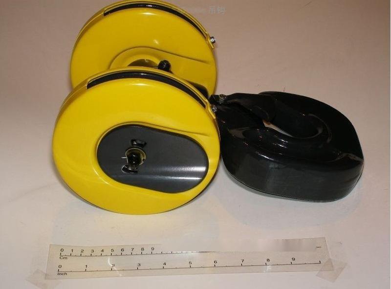 科尼電動鋼絲繩葫蘆鉤頭、導繩器、制動器、