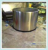 供应不锈钢花盆不锈钢玫瑰  盆欧式不锈钢花盆工厂