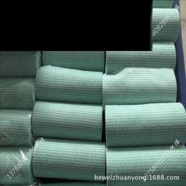 供应多种**的竹纤维抹布_百洁布_竹纤维无纺布洗碗巾定做厂家