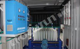弗格森集装箱直冷块冰机-大型冰块机-冰砖机-制冰设备