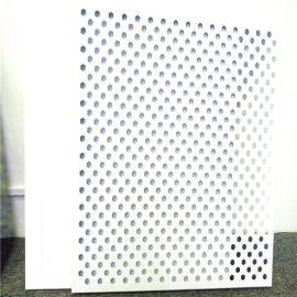 广东厂家现货铝镁合金天花吊顶材料穿孔铝扣板规格定制