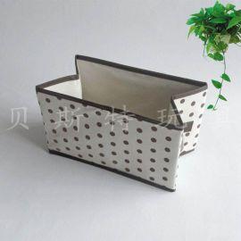 无纺布折叠收纳盒