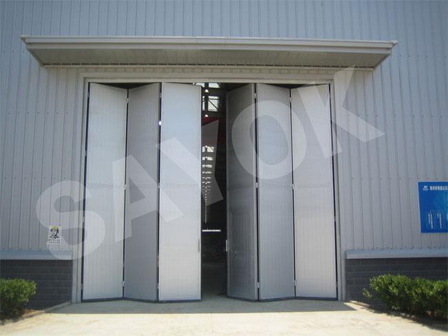 工業摺疊門,摺疊門,特大摺疊門