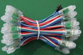 led外露4线  灯串,led穿孔灯串,led发光字,led  灯串