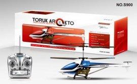 超大型充电动合金遥控飞机耐摔遥控直升飞机儿童航模型玩具
