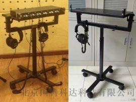 耳機分配器專用支架升降、移動、標準19英寸)