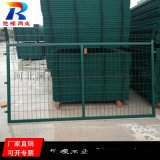 福州高铁铁路用金属网片防护栅栏