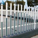 公园草坪护栏/PVC景观栅栏
