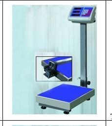 云南TCS-100kg折叠式电子台秤