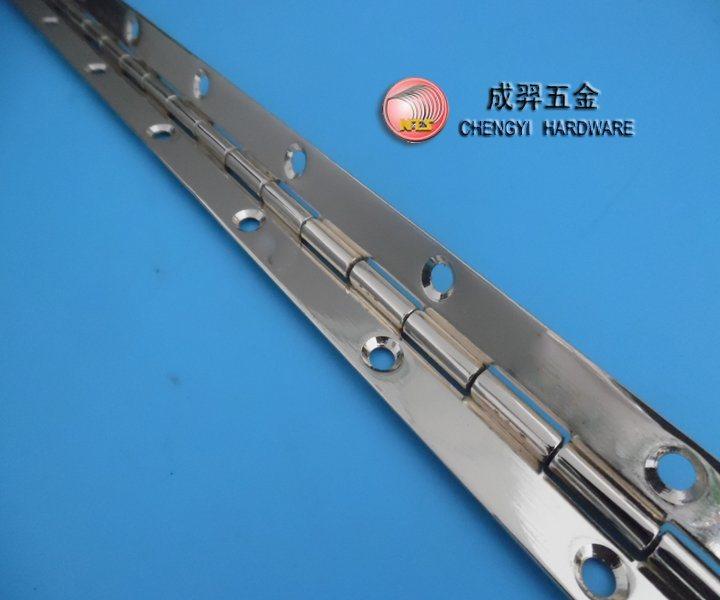 CYA09-不鏽鋼304鏡面拋光長合頁鉸鏈
