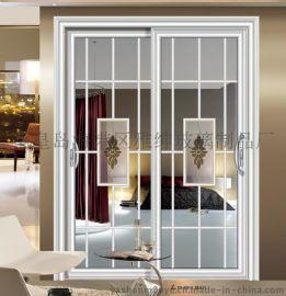 全国供应铝合金推拉门 推拉平移门 玻璃推拉门 玻璃移门 铝合金门窗