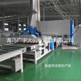 专业生产保温装饰一体化板设备的厂家,一体化板设备