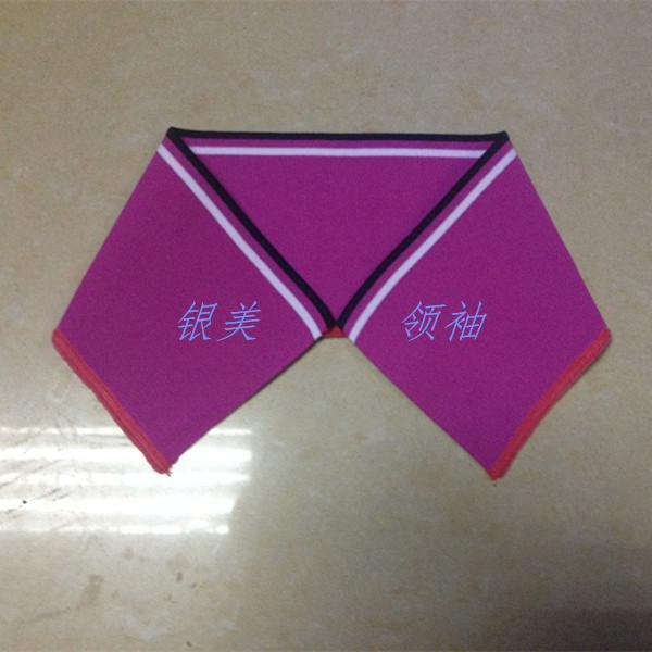 銀美(YM665)滌綸羅紋系列扁機領