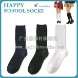 校服袜黑白学生袜纯棉学生袜