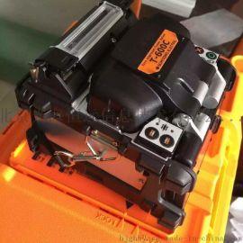 日本住友T-600C高性能自检型纤芯对准光纤熔接机