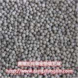 L淄博腾翔汽车坐垫填充用托玛琳球  黄土球厂家生产介绍 黄土陶粒