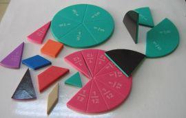 EVA 儿童拼图 磁性数字 智力拼板 磁性字母 EVA磁性七巧板