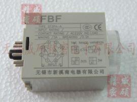 ST3PA FBF延时时间继电器通电型10S