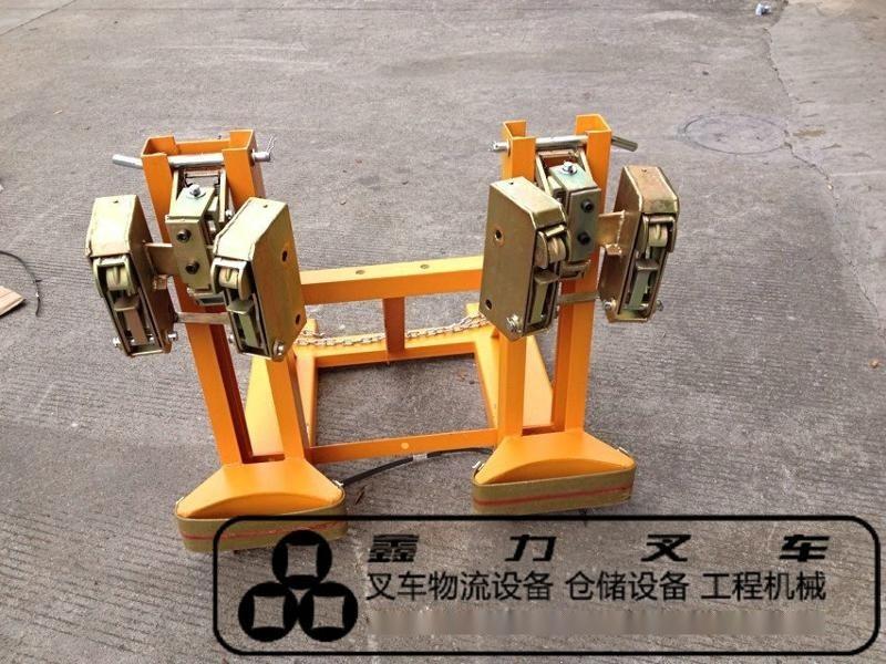 鑫力XLDP-L8吨钢格板移动式卸货平台  移动式登车桥厂家