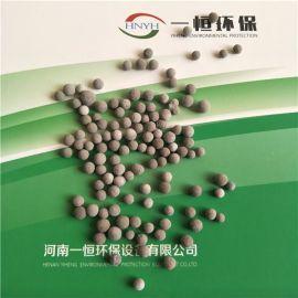 轻质生物陶粒滤料 3-5mm陶粒滤料厂家批发