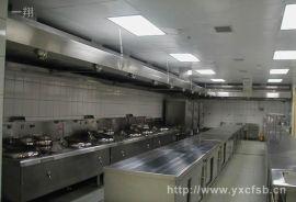 排风管道设计安装 通风管道加工改造 厨房排烟系统