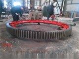 170齿20模数35crmo材质滚筒造粒机哈弗式大齿圈滚齿加工