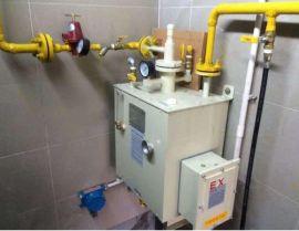 煤气房燃气管道设计气化器安装工程