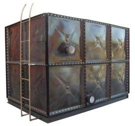 山东不锈钢水箱厂家,创惠空调专业生产,全网热销