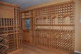红酒架 纯实木酒窖实体工厂