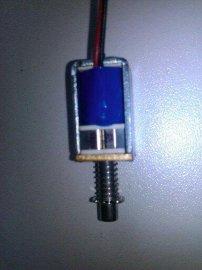 智能门锁电磁铁保持式ABN0421L-03A12