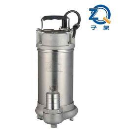 QWP型小型不锈钢污水泵