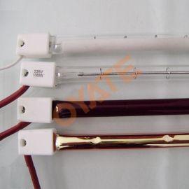湿帘设备红外线灯管 热压机加热管
