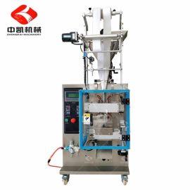 广州中凯厂家直销  包装机 足贴包装机 全自动双膜足贴制袋机
