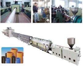 110-315HDPE给水排水燃气管材挤出生产线