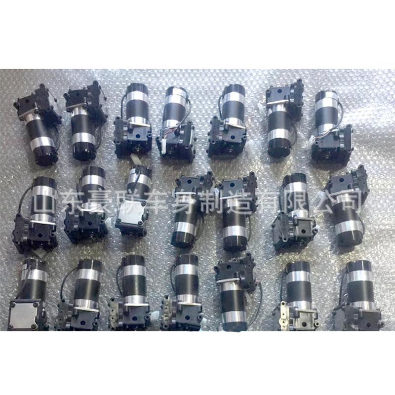 一汽解放配件 解放新大威  尿素泵电机 国五 国六车 图片 厂家