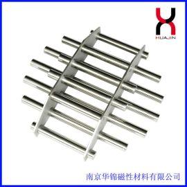 滤宝 强磁 3管 5管 7管 9管 11管 磁力棒 注塑干燥机料斗磁力架