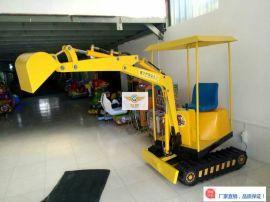 儿童游乐设备厂家-儿童挖掘机
