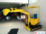 兒童遊樂設備廠家-兒童挖掘機