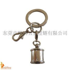 金属饰品 定制锌合金钥匙圈 东莞五金厂定制金属钥匙链 钥匙圈