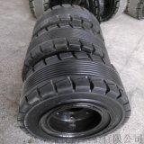 5T电动叉车实心轮胎28x12.5-15