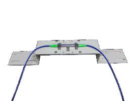 物联网光纤光栅智能周界报 系统