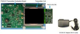 原装现货代理手机15W三线圈无线充电发射方案IDT P9260