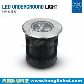 3w大功率地埋灯-LED地埋灯厂家直销