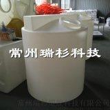 九江3吨塑料加药箱,厂家直销3吨PE加药箱