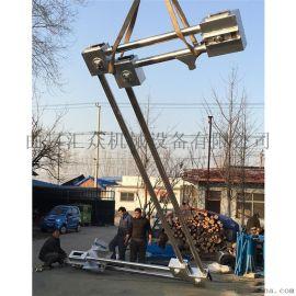 碳钢盘片麦粒管链式输送机生产厂家