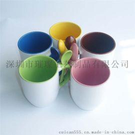 陶瓷广告杯深圳马克杯定制深圳陶瓷杯定制logo