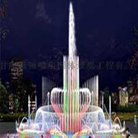 供甘肃喷泉喷灌和兰州喷泉