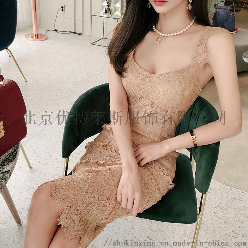 台绣北京哪有尾货服装批发市场折扣女装 尾货**批发