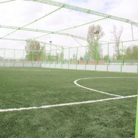 体育场护栏网笼式足球场围网 五人制足球场体育围网